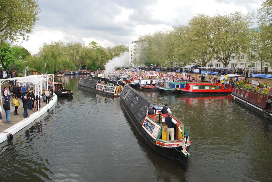 Canalway Cavalcade - Image courtesy of Christine Smith