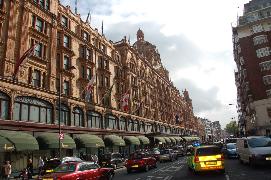 Knightsbridge - Harrods