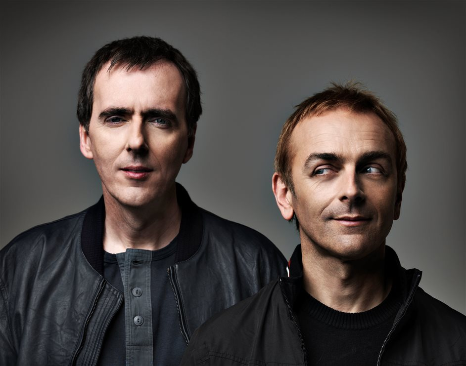 Underworld - Underworld: Karl Hyde and Rick Smith