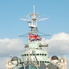 HMS Belfast: 75th anniversary