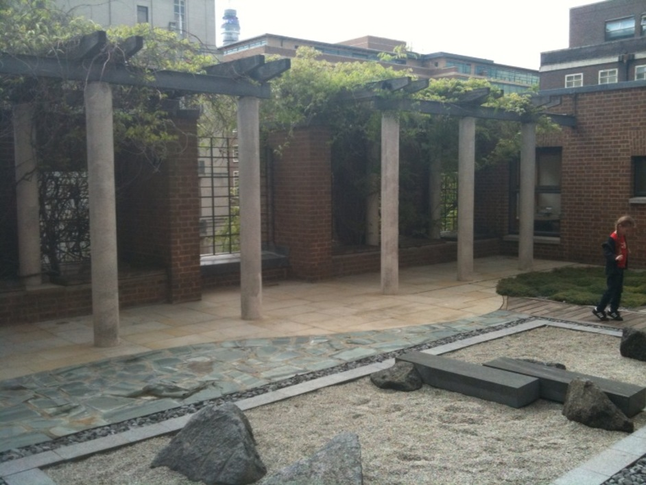 School of Oriental and African Studies (SOAS) - Roof Garden