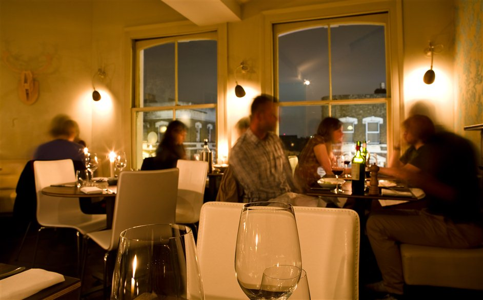 Upstairs Bar & Restaurant