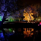 Syon Park's Enchanted Woodland hotels title=