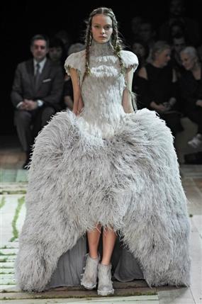 Ballgowns: British Glamour Since 1950 - Alexander McQueen