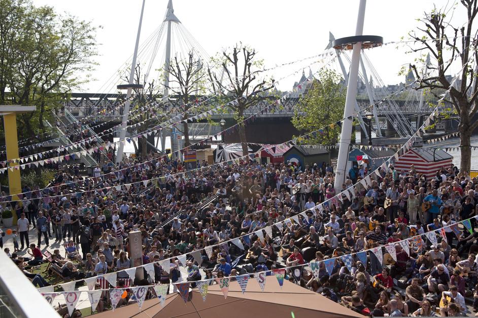 Festival of the World - Credit: Belinda Lawley