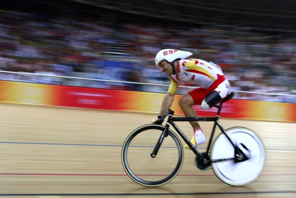 London Paralympics: Track Cycling - London 2012