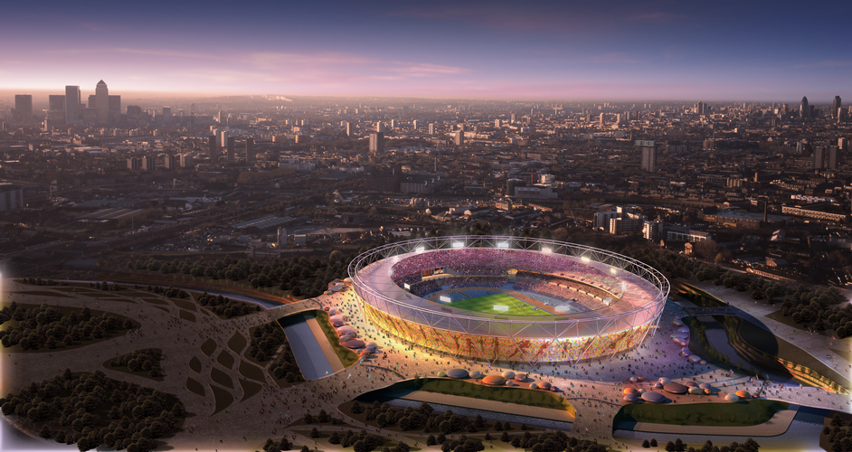 Olympic Stadium - London 2012 / Getty Images