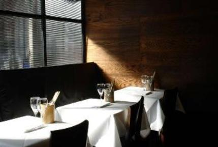 Madeline Weinrib great eastern dining room london tearing