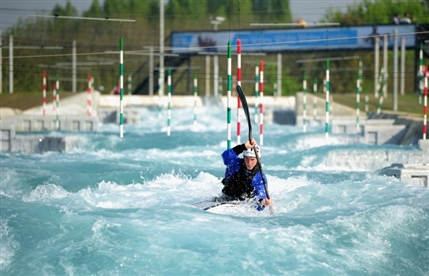 London Olympics: Lee Valley White Water Centre