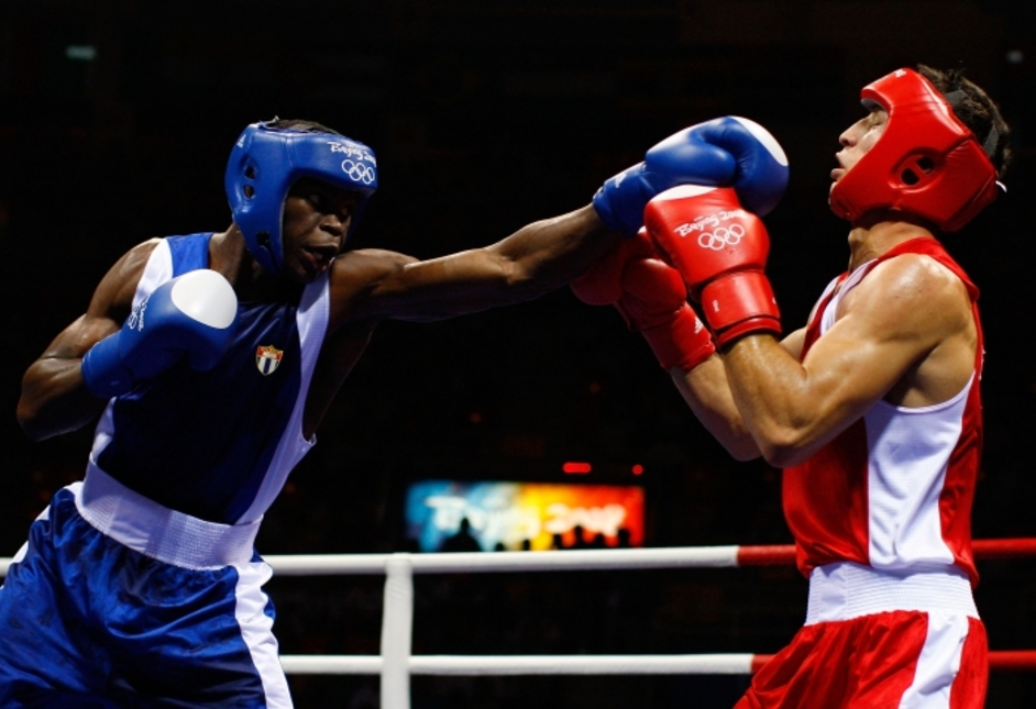 London Olympics: Boxing - Image courtesy of London 2012