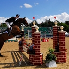 London Olympics: Equestrian Jumping