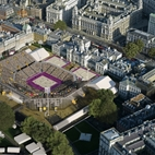 London Olympics: Beach Volleyball hotels title=