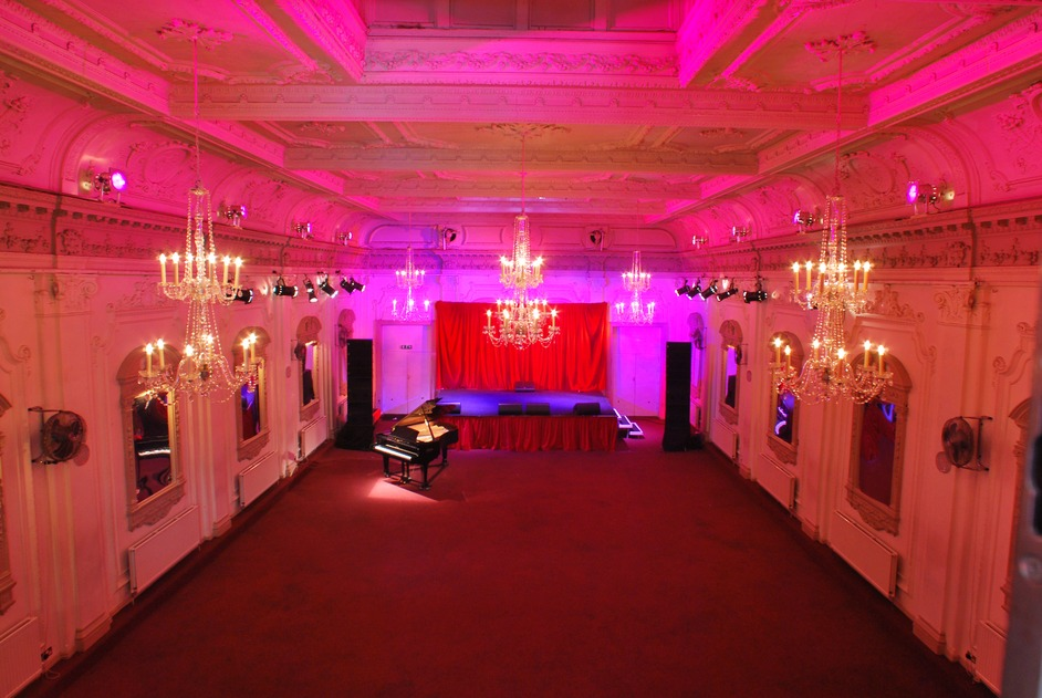 Bush Hall
