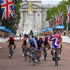 London Olympics: Road Cycling (Road Race)
