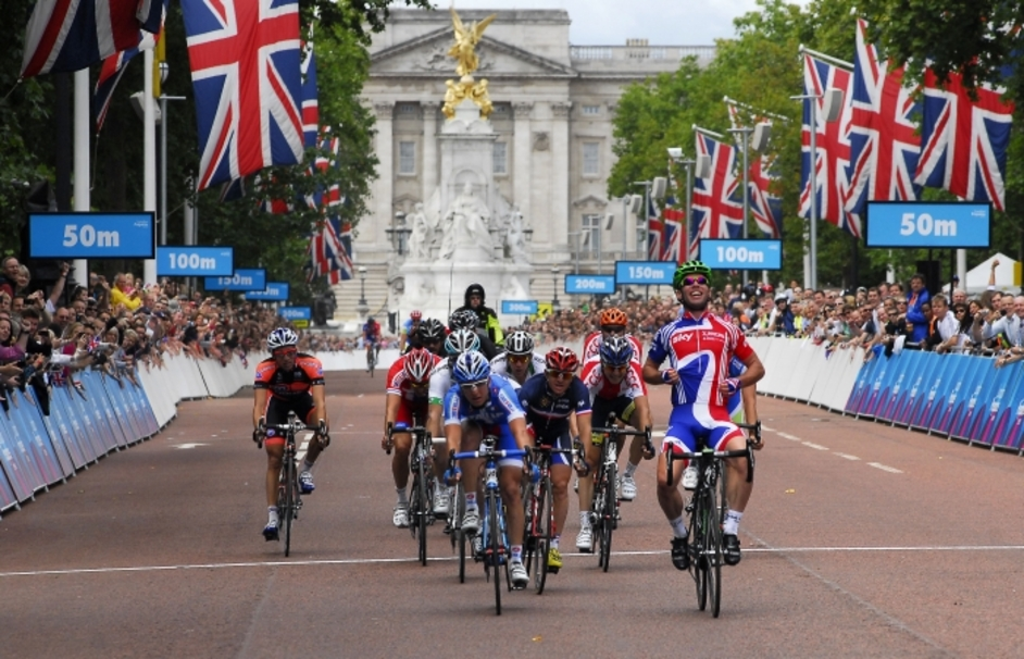 London Olympics: Road Cycling (Road Race) - Image courtesy of London 2012