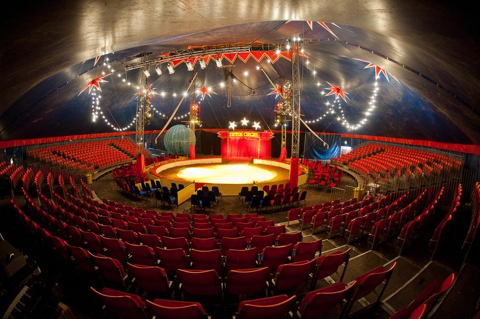 Zippos Circus Images Brixton London Londontown Com