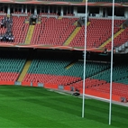 London Olympics: Millennium Stadium