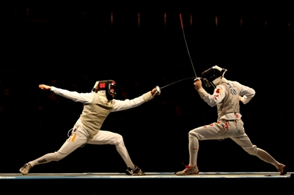 London Olympics: Fencing