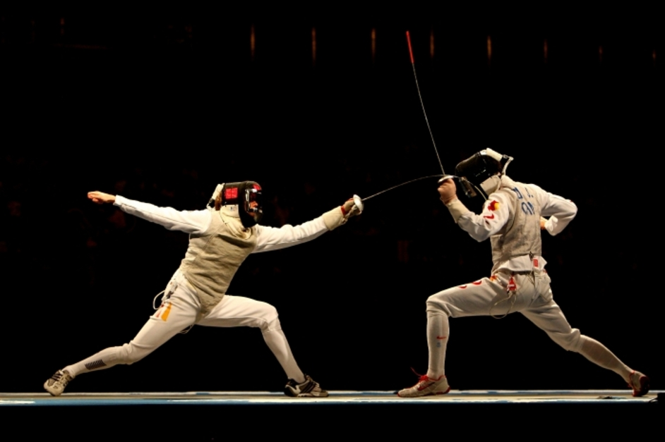 London Olympics: Fencing - London 2012