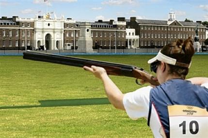 London Olympics: Shooting