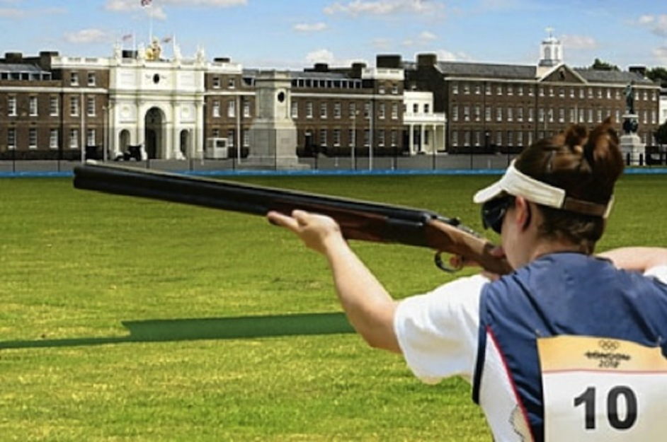 London Olympics: Shooting - London 2012