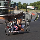 London Paralympics: Brands Hatch