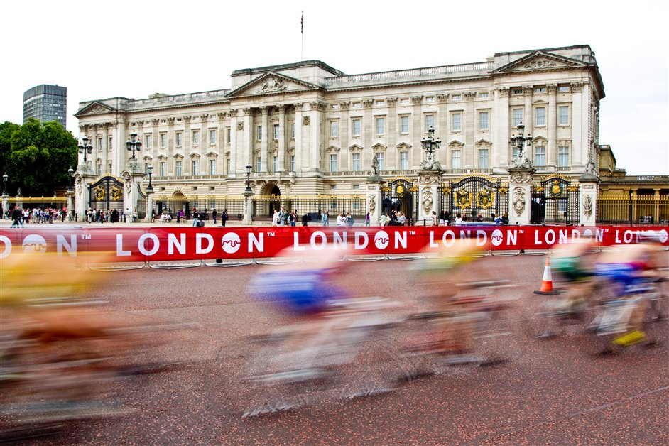 ITU World Triathlon London - (c) ITU