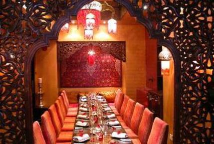 Pasha Gloucester Road London Restaurants African