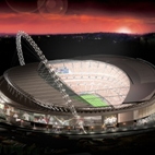London Olympics: Wembley Stadium