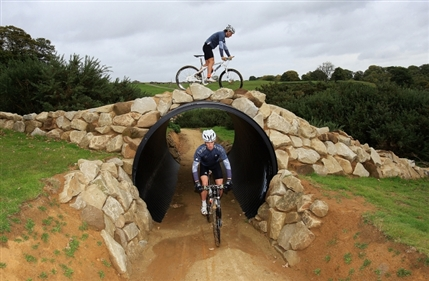 London Olympics: Mountain Bike Cycling