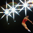 London Olympics: Gymnastics - Trampoline