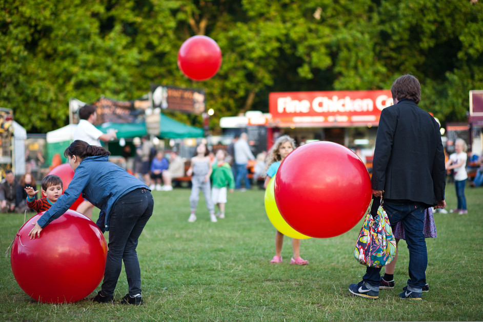 The Apple Cart Festival