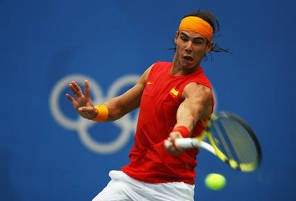 London Olympics: Tennis