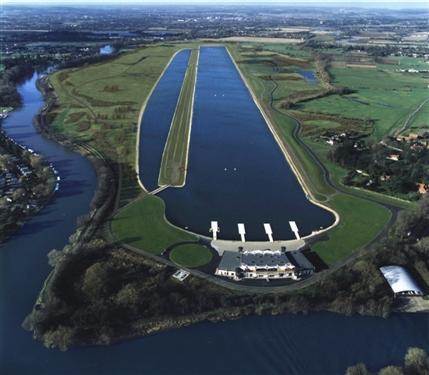 London Olympics: Canoe Sprint