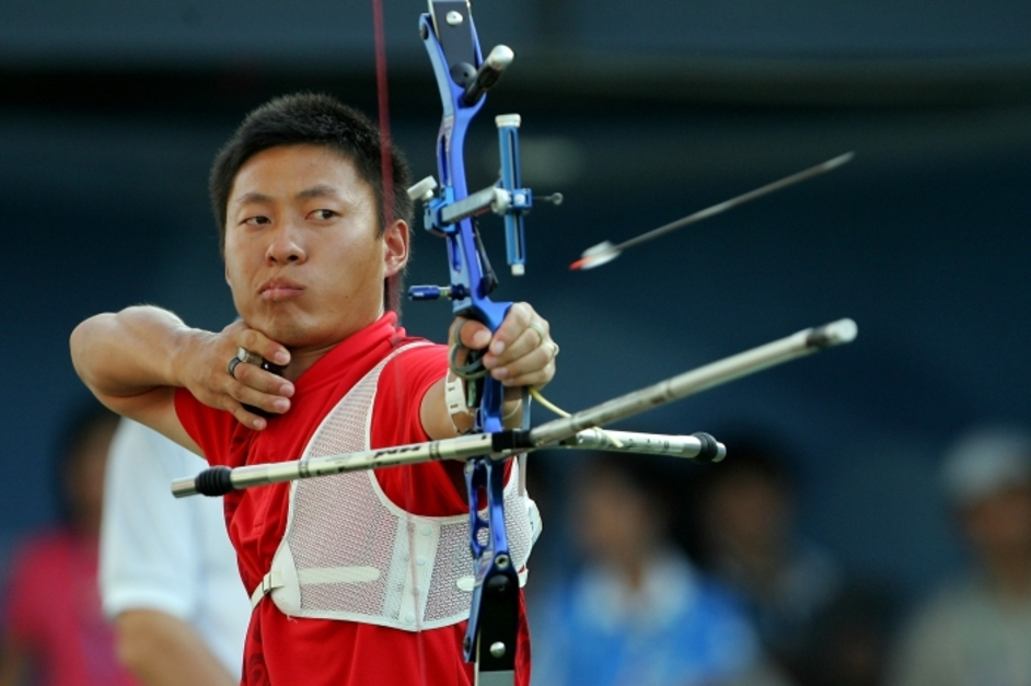 London Paralympics: Archery - London 2012