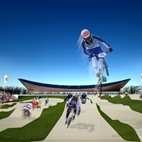 London Olympics: BMX Cycling hotels title=