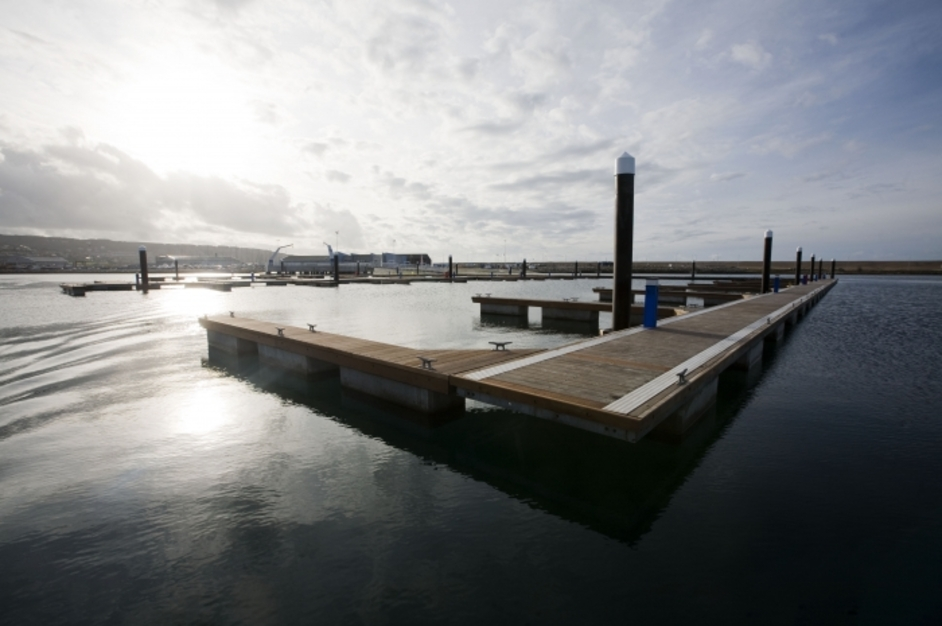 London Olympics: Weymouth and Portland - Image courtesy of London 2012