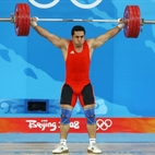 London Olympics: Weightlifting