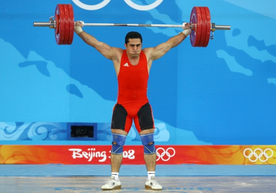 London Olympics: Weightlifting - London 2012