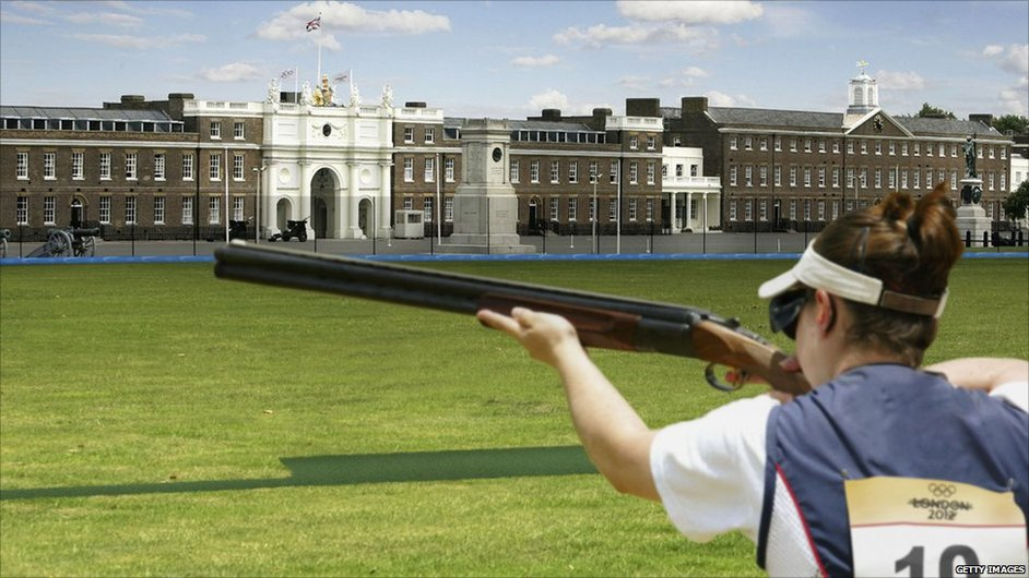 Royal Artillery Barracks - Getty Images