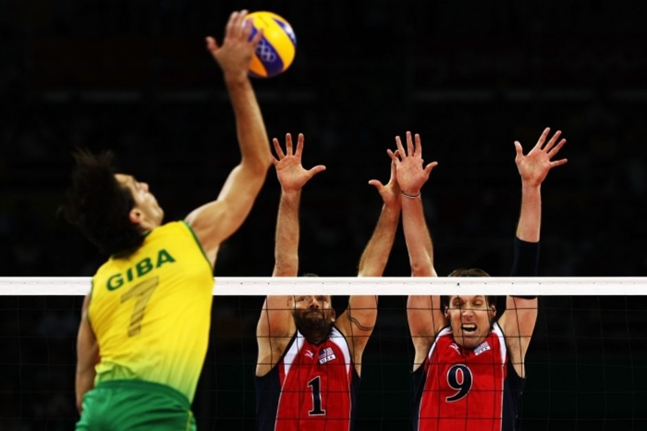 London Olympics: Volleyball - London 2012