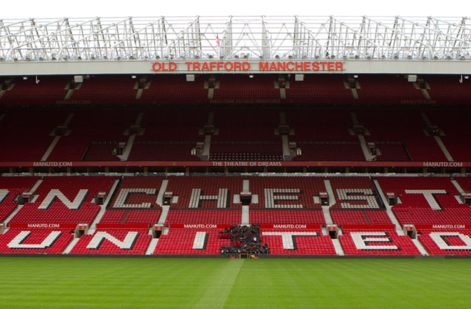 London Olympics: Old Trafford - Image courtesy of London 2012