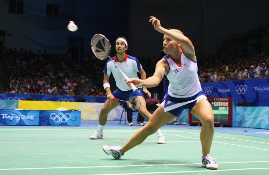 London Olympics: Badminton - Image courtesy of London 2012