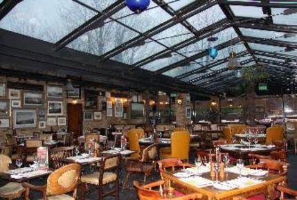 Bar du musee caf nelson road london restaurants for Cafe du jardin london