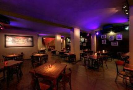 The Royal Court Theatre Caf� Bar