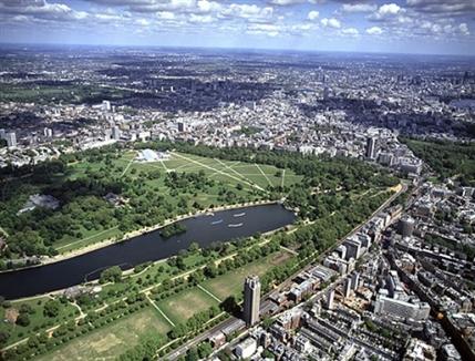 London 2012 Olympics Central Zone