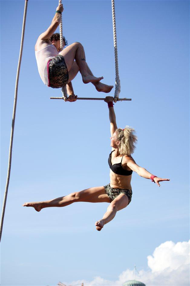 Tumble Circus: UpAbove - Tumble Circus, UpAbove