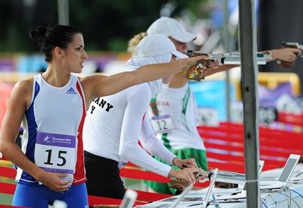 London Olympics: Modern Pentathlon