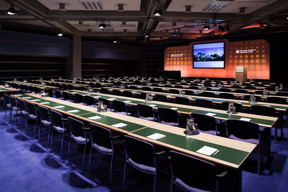 The Queen Elizabeth II Conference Centre - Whittle Room