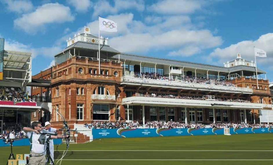 London Olympics: Lord's Cricket Ground - London 2012